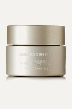 Goldfaden Plant Profusion Energetic Eye Cream, 15ml - Colorless