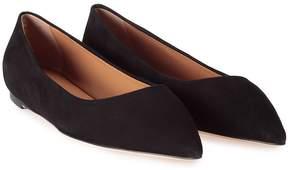 Lerre Suede Pointed Ballet Flat