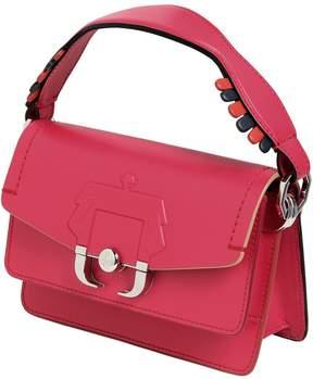 Twitwi Leather Shoulder Bag