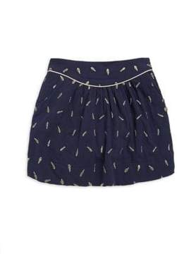 Lili Gaufrette Toddler's& Little Girl's Patterned Skirt