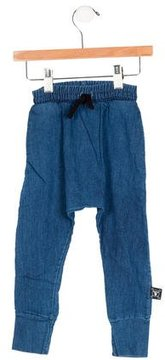 Nununu Boys' Denim Harem Pants