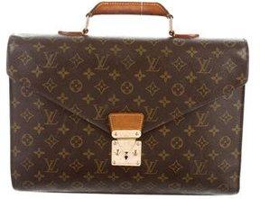 Louis Vuitton Monogram Serviette Conseiller Briefcase