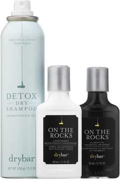 Drybar Detox Dry Shampoo & On the Rocks Kit
