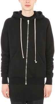Drkshdw Black Crewneck Cotton Sweatshirt