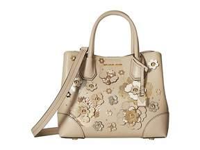 MICHAEL Michael Kors Mercer Gallery Small Center Zip Satchel Satchel Handbags