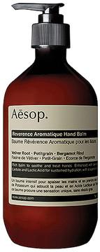Aesop Reverence Aromatique Hand Balm.