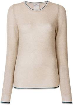 Forte Forte metallic thread sweater