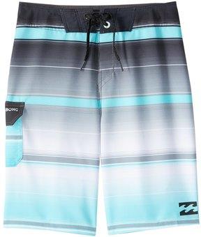 Billabong Boy's All Day X Stripe Boardshort (820) - 8128232