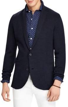 Polo Ralph Lauren Linen Blend Blazer Sweater