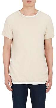Ksubi Men's Loose Morals Nep Cotton-Silk T-Shirt