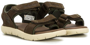 Timberland Kids touch-strap sandals