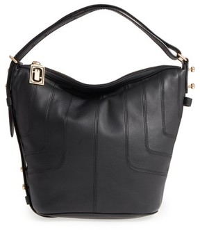 Marc Jacobs The Sling Mod Leather Hobo/crossbody/sling Bag - Black - BLACK - STYLE