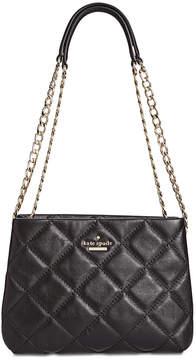 Kate Spade Emerson Place Jenia Small Shoulder Bag - BLACK - STYLE