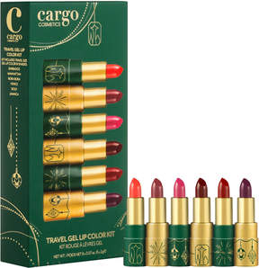 CARGO Limited Edition Travel Size Gel Lip Color Kit