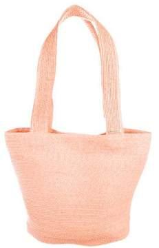 Eric Javits Straw Shoulder Bag