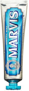 Marvis Aquatic Mint.