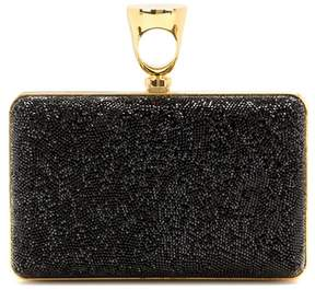 Tom Ford Micro Rock embellished box clutch