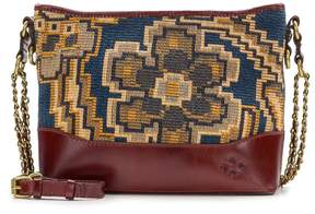 Patricia Nash Peruvian Tapestry Collection Salvina Cross-Body Bag