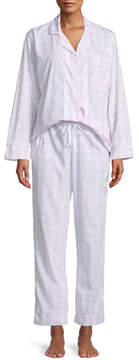 BedHead Gingham Classic Pajama Set