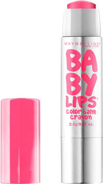 Maybelline Baby Lips Color Balm Crayon - Strawberry Pop