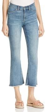 Cheap Monday Kick Spray Jeans in Blue Noise