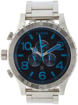 Nixon Men's 51-30 Chrono Stainless Steel Watch, 49mm