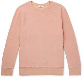 Cmmn Swdn Coen Reversed Loopback Cotton-Jersey Sweatshirt