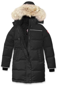 Canada Goose Youth Juniper Parka w/ Removable Fur Trim, XS-L
