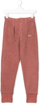 Bobo Choses baggy-fit button trousers