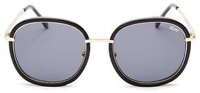 Quay Dreamy Ways Aviator Sunglasses, 59mm