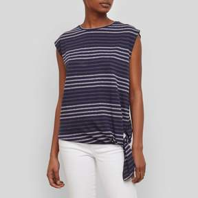 Kenneth Cole New York Side Knot Top