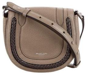 Michael Kors Leather Brooklyn Crossbody Bag