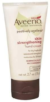 Aveeno Active Naturals Positively Ageless Skin Strengthening Hand Cream