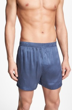 Majestic International Men's Cypress Silk Boxers