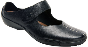 Ros Hommerson Black Candice Leather Mule - Women