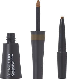 LashFood BrowFood Aqua Brow Powder + Pencil Duo