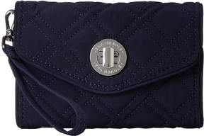 Vera Bradley Your Turn Smartphone Wristlet Wristlet Handbags