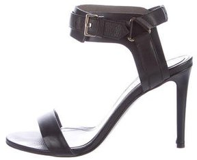 Jason Wu Leather Ankle Strap Sandals