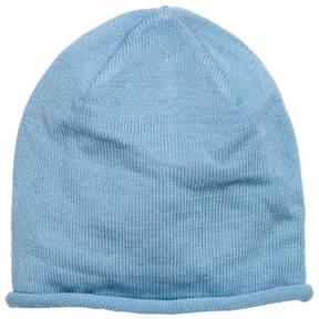 H&M Fine-knit hat - Blue