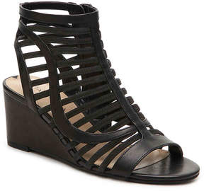 Via Spiga Women's Emily Wedge Sandal