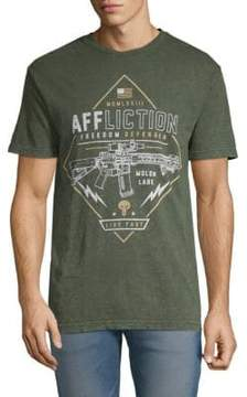 Affliction Tactical Supply Cotton Tee