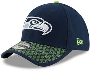 New Era Boys' Seattle Seahawks 2017 Official Sideline 39THIRTY Cap
