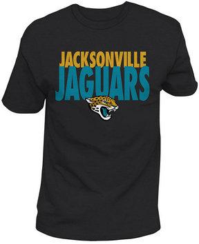 Authentic Nfl Apparel Men's Jacksonville Jaguars Stunt Blitz T-Shirt
