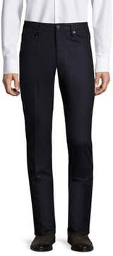 Incotex Moss Sport Flannel Trousers