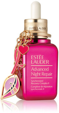 Estee Lauder Advanced Night Repair with Pink Ribbon Keychain Limited Edition Collectible, 1.7 oz./ 50 mL