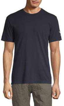 James Perse Graphic Cotton Tee