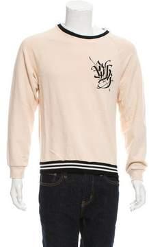 Dries Van Noten Embroidered Logo Sweatshirt