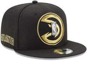 New Era Atlanta Hawks Playoff Push 9FIFTY Snapback Cap