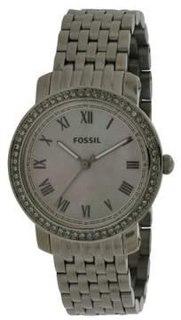 Fossil Emma Stainless Steel Ladies Watch ES3114