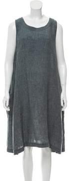 eskandar Linen Midi Dress